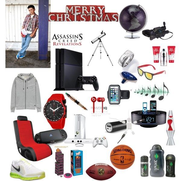 """""""Great Gift For Teenage Boys"""" by lcheatwood2000 on Polyvore"""