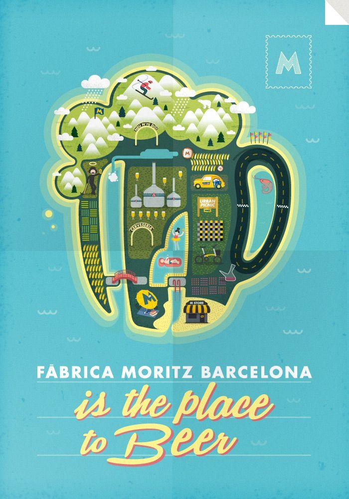 Fàbrica Moritz Barcelona www.moritz.cat