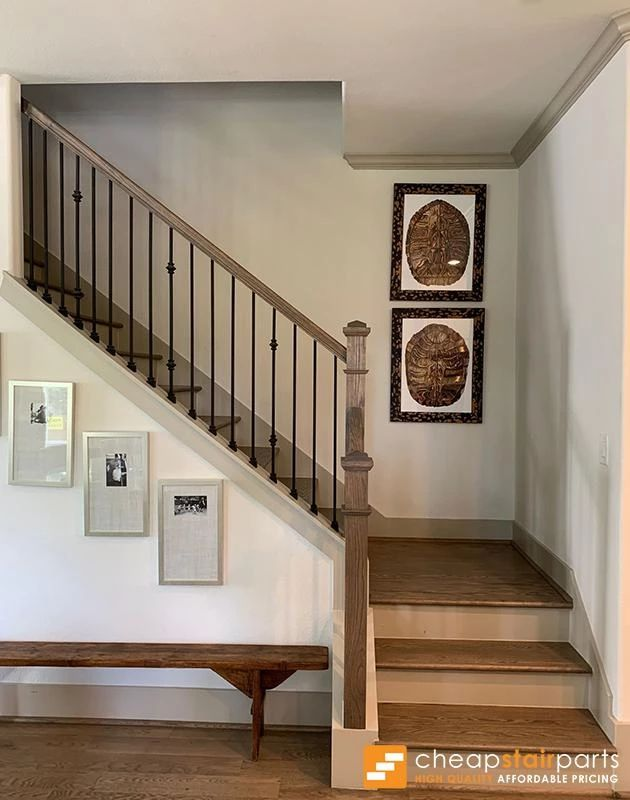 Best 16 1 35 T Double Knuckle Hollow Iron Baluster With Images Wrought Iron Staircase Wrought 400 x 300