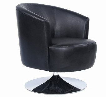Dolce Contemporary Swivel Armchair