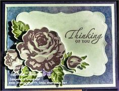 Image result for a rose is a rose stampin up