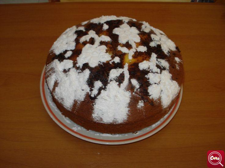 """""""Torta milk chicolate"""" di Rina ! scopri la #ricetta su www.acook.it e scarica l' #app http://goo.gl/HajJnE #BuonAPPetito"""