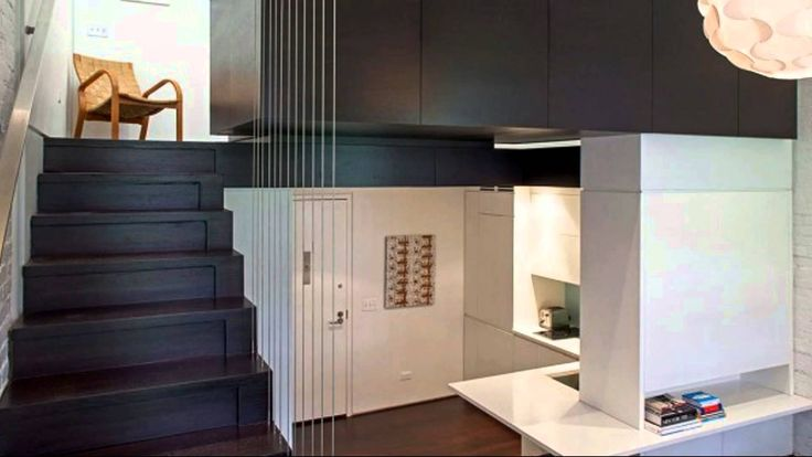 Micro apartment designs espacios chicos grandes ideas for Disenos de apartamentos modernos pequenos