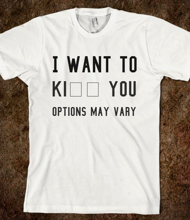 i want to __ options may vary - Natalie Stemler's shop :) - Skreened T-shirts, Organic Shirts, Hoodies, Kids Tees, Baby One-Pieces and Tote Bags Custom T-Shirts, Organic Shirts, Hoodies, Novelty Gifts, Kids Apparel, Baby One-Pieces | Skreened - Ethical Custom Apparel