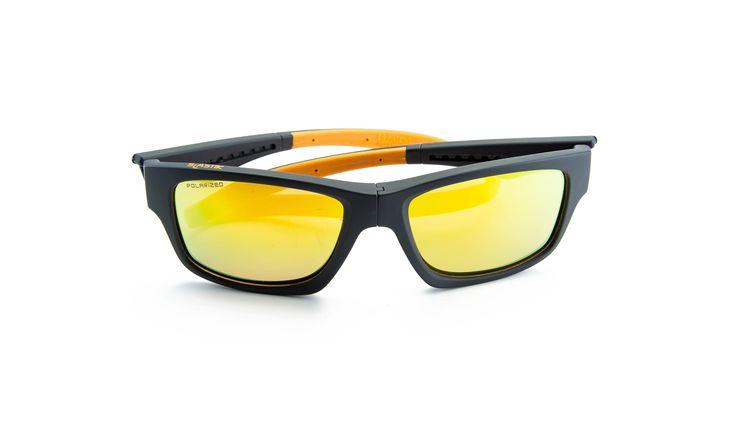 Gafa de sol Polarizada Slastiksun #eyewear #slastik #gafadesol #sport #magnetic #polarizado #policarbonato #clic #barcelona #urban