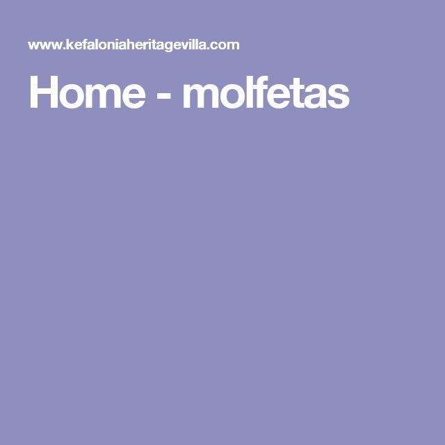 Home - molfetas