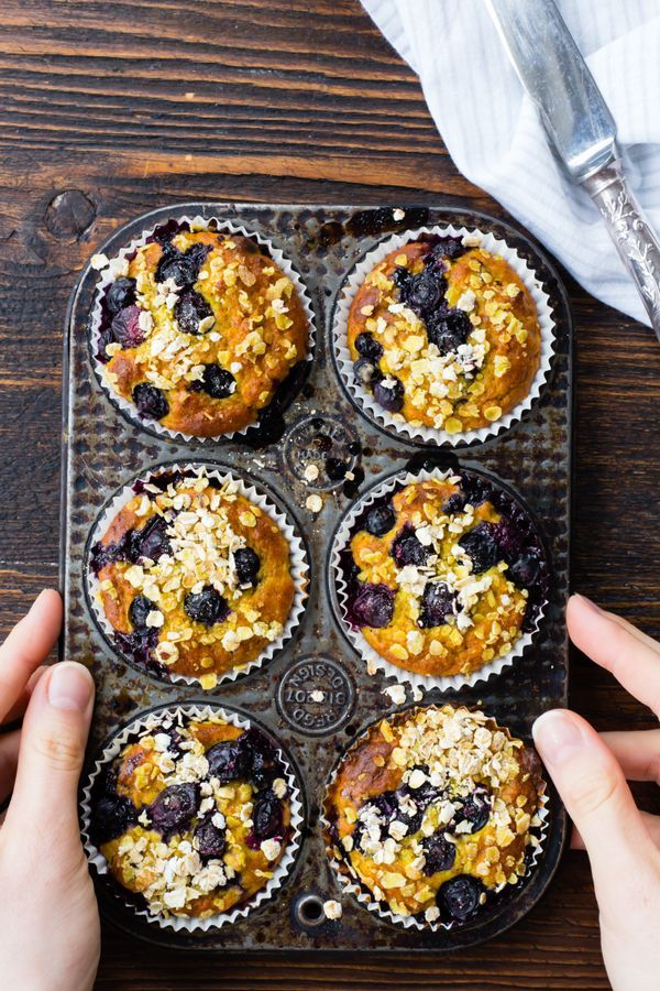 These breakfast muffins are packed with delicious ingredients and, best of all, you can whip up the whole batch and freeze them!