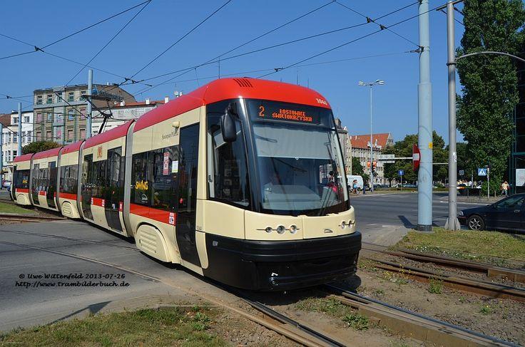 Pesa 120 Na in Gdansk (Danzig) ©Uwe Wittenfeld 2013-07-26