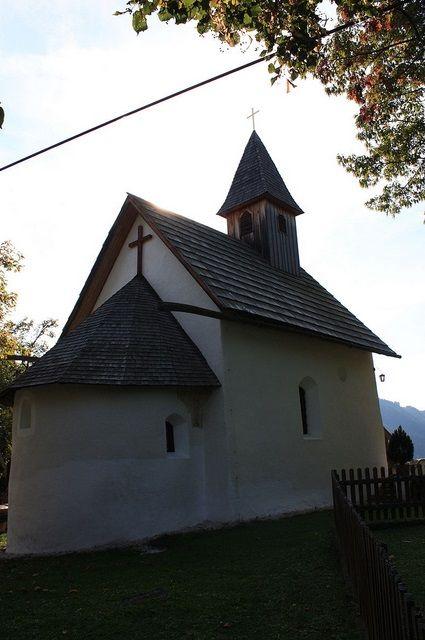 Trebesing-Altersberg, Kirche Hl. Georg (Spittal an der Drau) Kärnten AUT