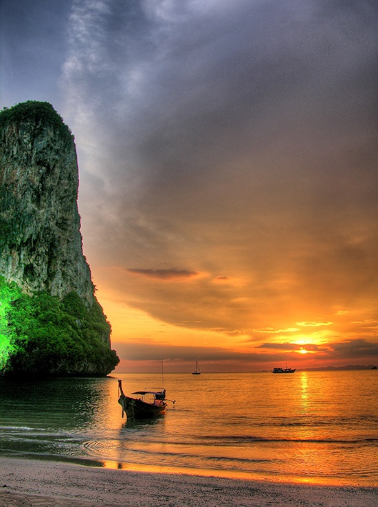 Krabi Thailand. From the Sure Travel blog: Quick Thailand Travel Guide: Where to go. blog.suretravel.co.za