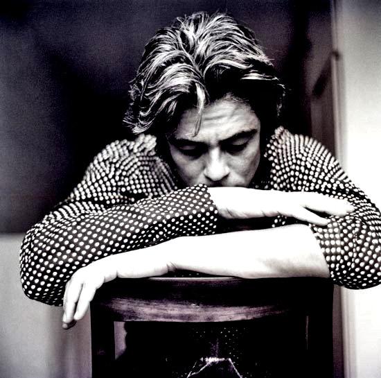 Benicio Del Toro par Fabio Lovino