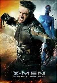 X Men Days of Future Past 400mb Hindi - English Dual Audio