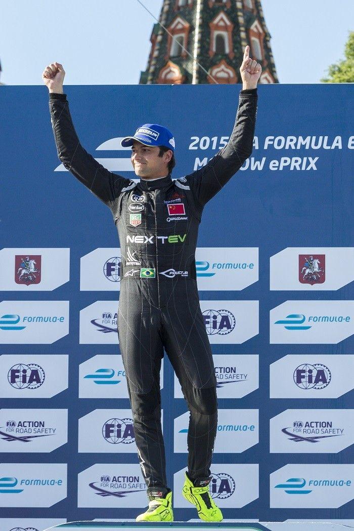 Nelsinho Piquet - Formula E 2015