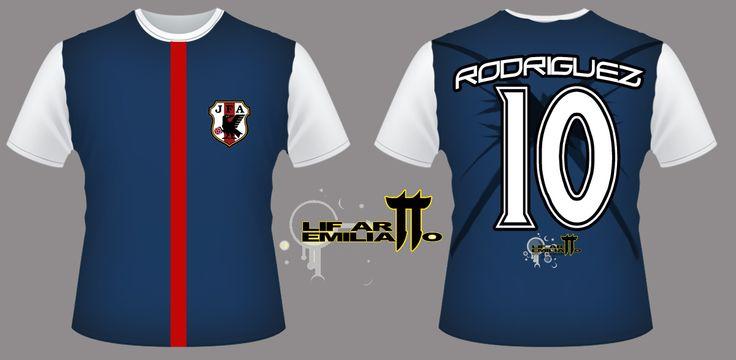 Camiseta Japón D1 Diseño exclusivo de @LifArtEmilianitto