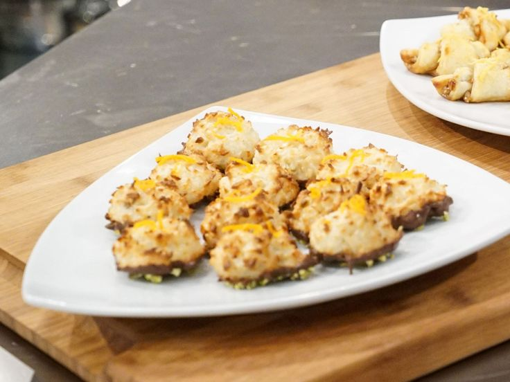 Coconut Macaroons recipe from Holiday Baking Championship via Food Network                                                                                                                                                                                 More