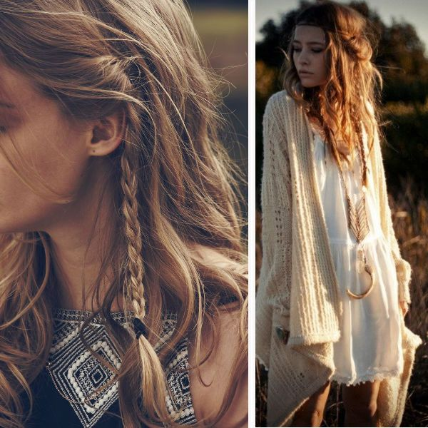 Small Side Braid& Half up, Half down inspire your 2015 summer