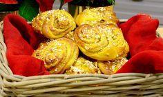 Roys lussebullar med pistagekräm | Recept från Köket.se