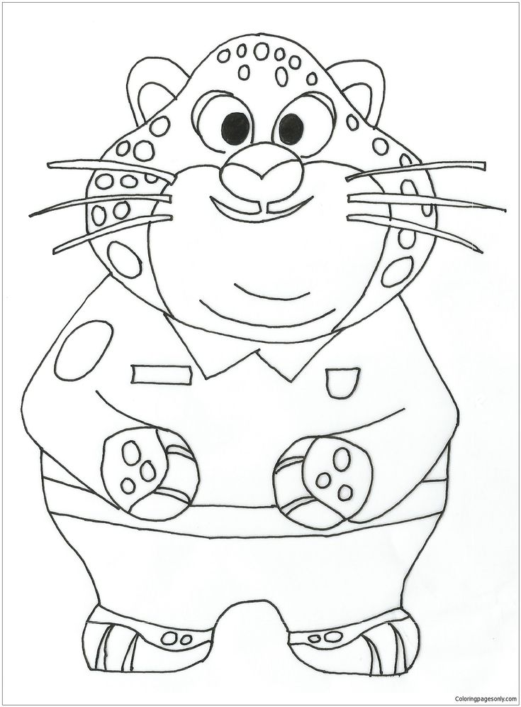 338 best DISNEY~Coloring Pages images on Pinterest Coloring books - new zootopia coloring pages free