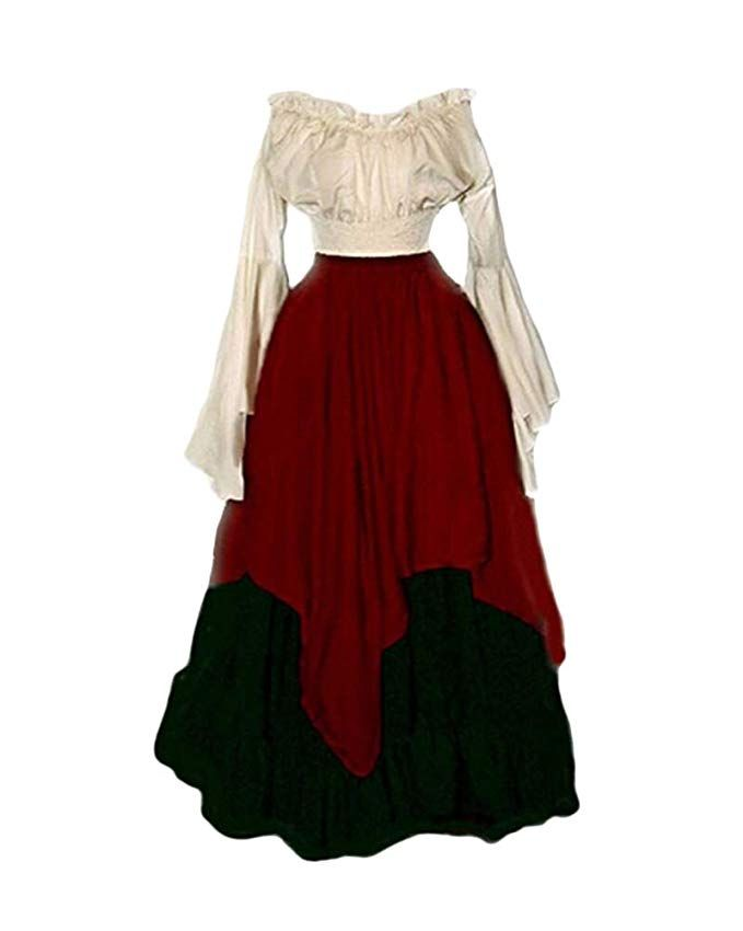 Around 1504. The clothes: basic equipment. Medieval clothes for your theme party and more – VinTageBook