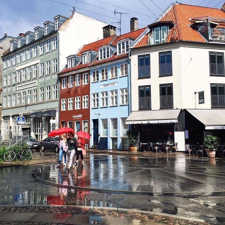 "1,263 Likes, 11 Comments - Copenhagen × Denmark (@wonderlust.copenhagen) on Instagram: ""Copenhagen is stunning in the summer, but rain showers are to be expected, so don't forget to bring…"""