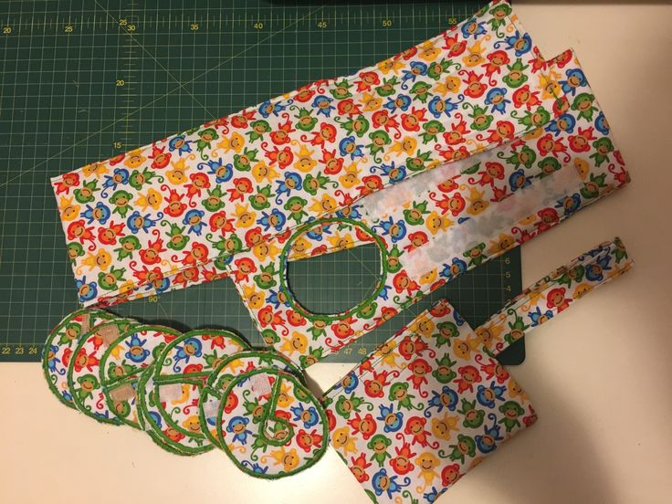 Gtube belt and pads