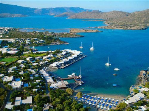 Beautiful Elounda Crete
