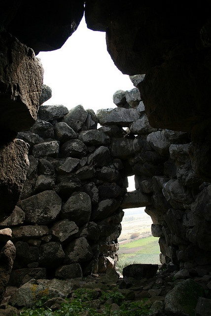 Nuraghe Melas by ojosdesign, via Flickr