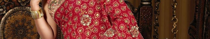 Cardinal Red Faux Georgette Saree with Blouse Online Shopping: SLSDS1866