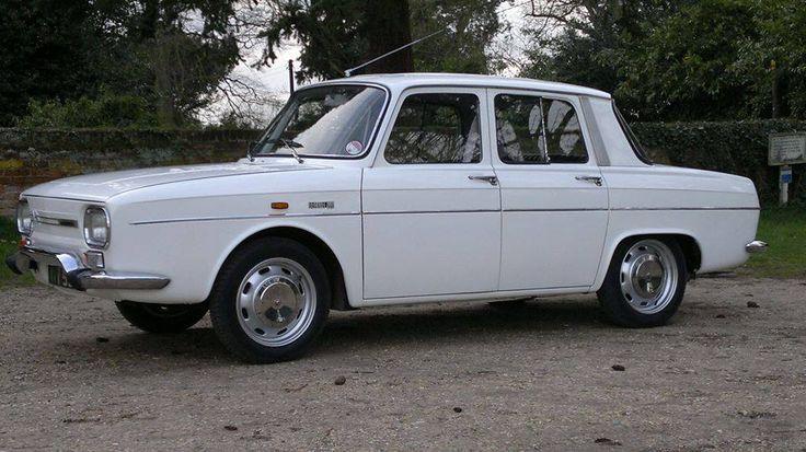 Renault 10 Blanc