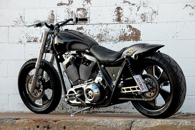 Harley FXR 0019