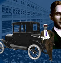 Henry Ford realized his dream of producing an automobile that was reasonably priced, reliable, and efficient with the introduction of the Model T in 1908.