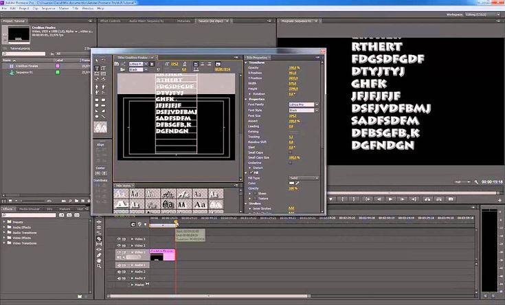 Adobe Premiere Pro CS - Free download and software reviews - CNET fijsai.me