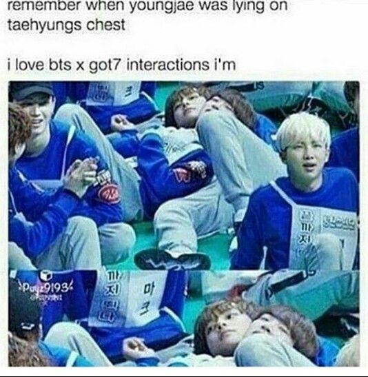 Gotbang interactionsssss