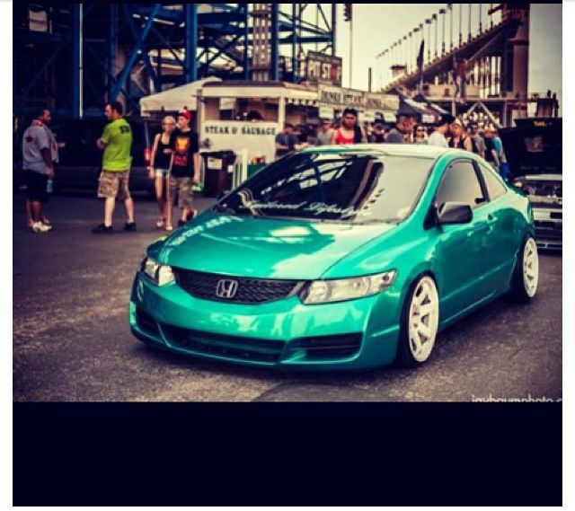 Ugh Soo In Love With This Color! Teal Honda