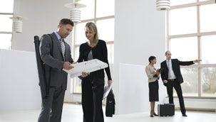Kinnarps compte de nombreux spécialistes pouvant vous conseiller sur l'architecture de vos bureaux, l'ergonomie, la technologie, le savoir-faire et les installations.