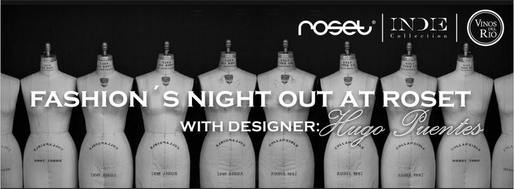 FASHION`S NIGHT OUT AT ROSET!!