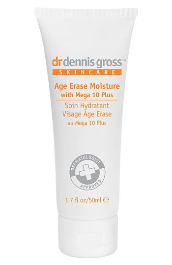 Dr. Dennis Gross / Age Erase Moisture with Mega 10 Plus 抗老保濕霜 / 50ml $48 (BEST)