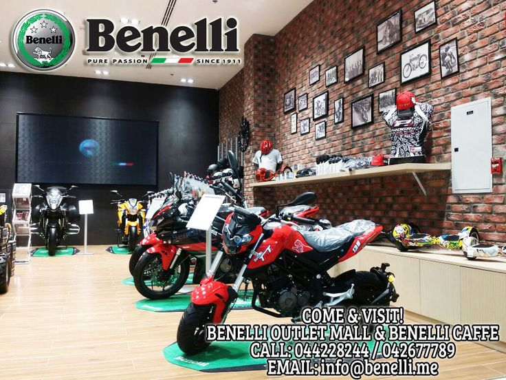 All New High Quality Benelli Motors And Merchandise Motor Accessories Apparels GEAR UP