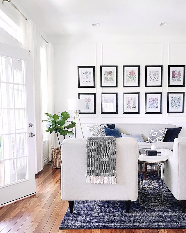Decorating with Blue and White: Fresh Ideas for Your Home