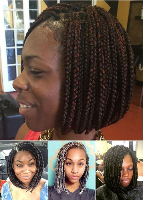 Crochet Box Braids In A Bob : ... about crochet braids on Pinterest Braids, Hairstyles and Box braids