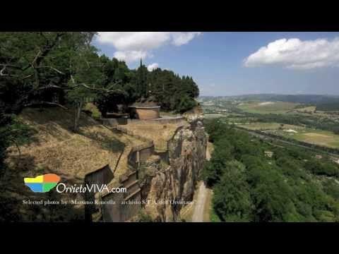 Saint Patrick's Well, Orvieto Umbria Orvietoviva.com, English audio guide - YouTube