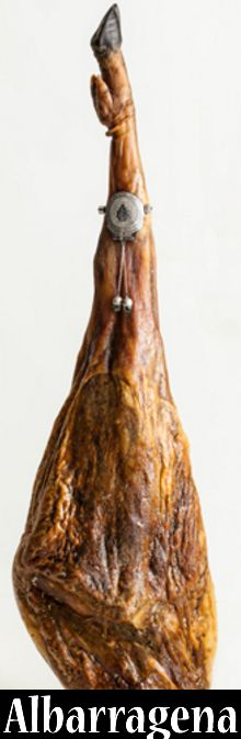 Le Jambon Pata Negra le plus cher du monde. 2000 €. http://www.lepatanegra.fr/le-jambon-le-plus-cher-du-monde-albarragena-S197.html