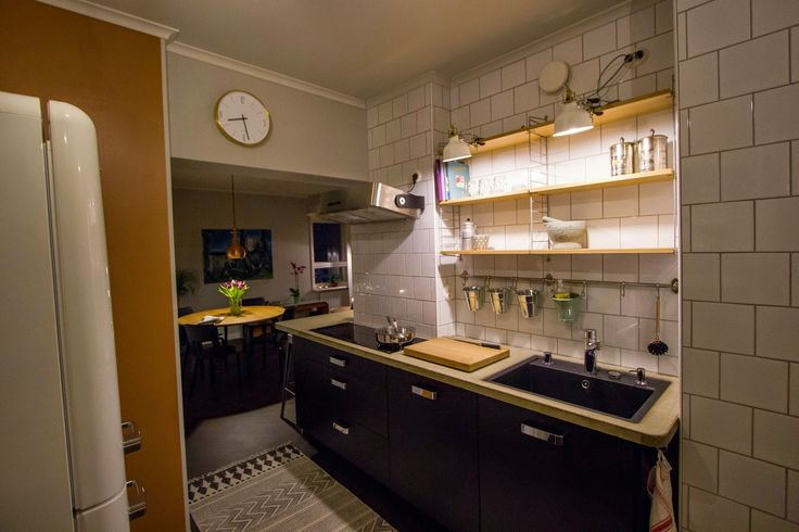 Puustelli Miinus keittiö  kök  kitchen  Keittiöitä