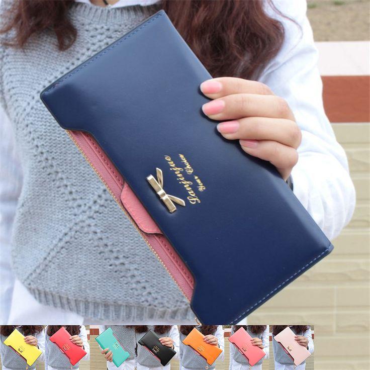 Купить 2015 мода женщин сумки кошельки женский кошелек женщины сумку кошелек   симпатичная сумка с бантом кошелек подарок бесплатная доставка J413и другие товары категории Кошелькив магазине Arrmy's Store наAliExpress. сумки яблоко и сумки решений