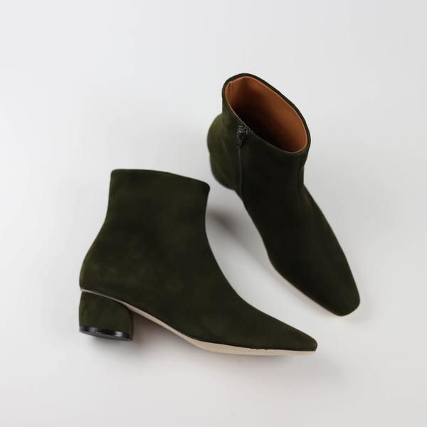 6c083a93f Matea in Bosque Suede | 5 / product / apparel | Boots, Shoe boots ...
