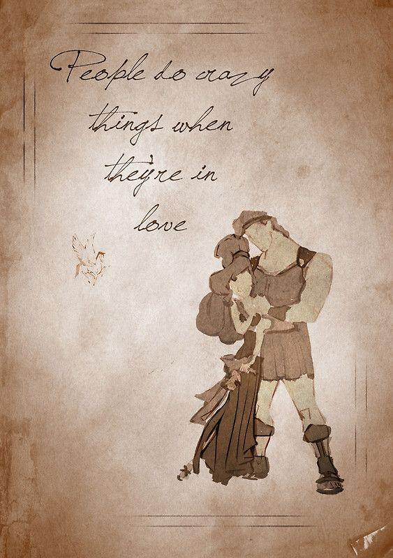 A veces se hacen locuras por amor
