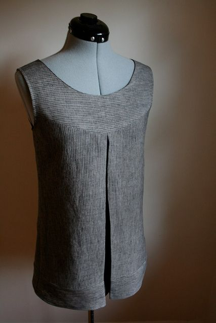 New Look 6871 by Sewing in the Wind, via Flickr
