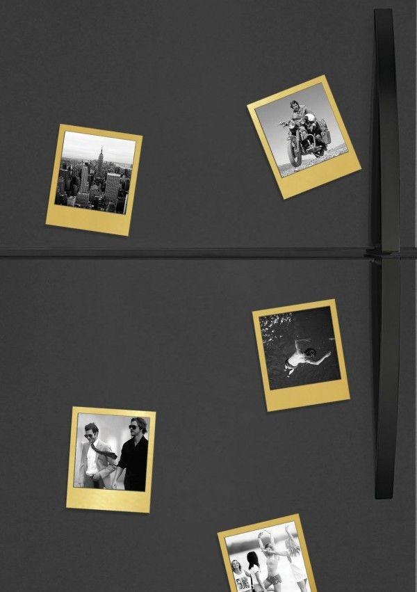 les 25 meilleures id es de la cat gorie cadres m talliques sur pinterest parois m talliques. Black Bedroom Furniture Sets. Home Design Ideas