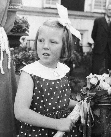 Princess Beatrix,1946