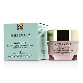 Estee Lauder Resilience Lift Firming/Sculpting Face and Neck Creme SPF 15 (Normal/Combination Skin) 50ml/1.7oz - http://aromata24.gr/estee-lauder-resilience-lift-firmingsculpting-face-and-neck-creme-spf-15-normalcombination-skin-50ml1-7oz/